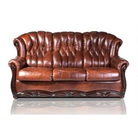Прямой диван Венеция трехместный (без механизма)