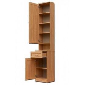 Шкаф в прихожую ПР1 с ящиком, цвет Дуб
