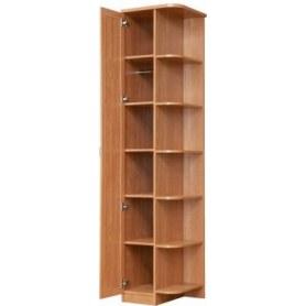 Шкаф-стеллаж 108, цвет Ясень Шимо