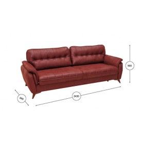 Прямой диван Дорис Арт. ТД 166