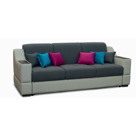 Прямой диван Сириус 3 БД
