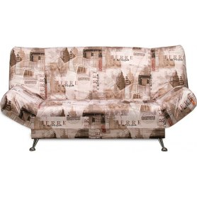 Прямой диван Мирам 01 ППУ