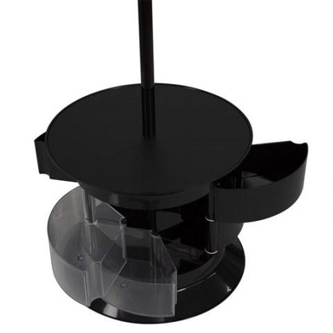 Вешалка напольная Ricardo black plus