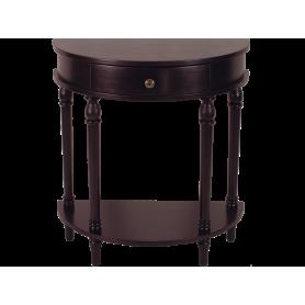 Консольный столик Венге