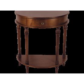 Консольный столик Темный тон