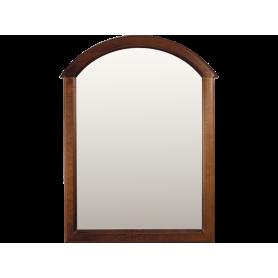 Зеркало 730х550 мм. Темный тон