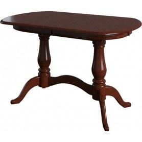 Кухонный стол Прага-1 (цвет коньяк)