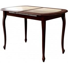 Кухонный стол Женева-1 ПЛ (цвет коньяк)