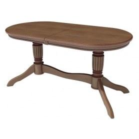 Кухонный стол раздвижной Зубр-1 дуб