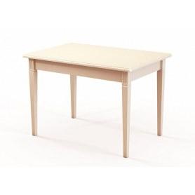Кухонный стол раздвижной Барсук слоновая кость