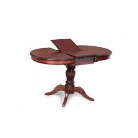 Кухонный стол раздвижной Альт-3 Лайт орех №2