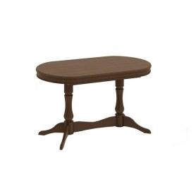 Обеденный раздвижной стол Ричмонд Т1, цвет Орех темный