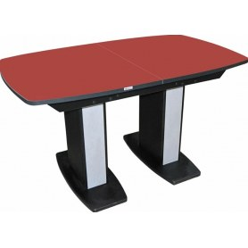 Кухонный стол Неаполь (стекло)