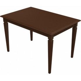 Обеденный раздвижной стол Сиена исп.2, тон 3 (Морилка/Эмаль)