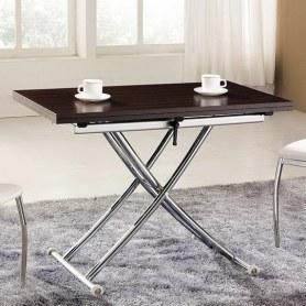 Кухонный стол-трансформер В2219 венге