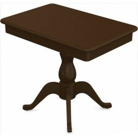 Обеденный раздвижной стол Фабрицио-1 исп. Мини 1100, Тон 4 (Морилка/Эмаль)