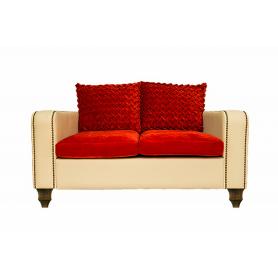 Прямой диван Шарлота 1200х860х820