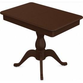 Обеденный раздвижной стол Фабрицио-1 исп. Мини 1100, Тон 3 (Морилка/Эмаль)