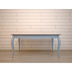 Кухонный стол Leontina раскладывающийся (ST9338B) Голубой