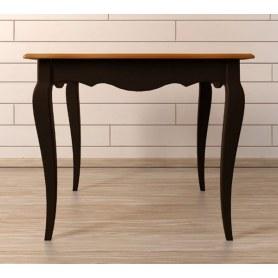 Обеденный стол Маленький Leontina (ST9353BLK) Черный