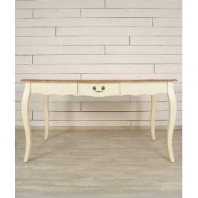 Кухонный стол Leontina с ящиком (ST9337M) Бежевый