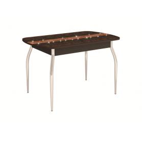 Обеденный стол Орфей 37.10, дуб венге