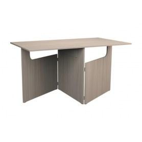 Кухонный стол ХИТ -СО-8 складной, Ясень шимо светлый