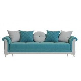 Прямой диван Кристиан, велюр Velvet Mate 723/702