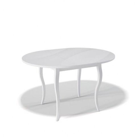 Кухонный раздвижной стол Kenner 1000С (Венге/Стекло серое сатин)
