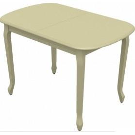 Обеденный раздвижной стол Прага исп.1, тон 10 (Морилка/Эмаль)
