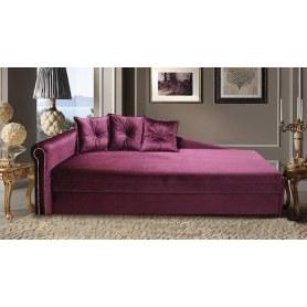Прямой диван Травиата, Стар вельвет пурпур
