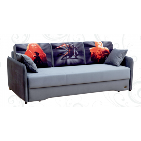 Прямой диван Лорд 205х110