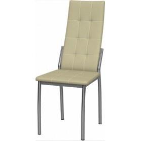Обеденный стул Чинзано хром (Nitro Cream)