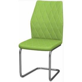 Обеденный стул Шато ромб (Nitro Green)