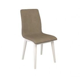 Обеденный стул Марвин №3 (Виола 06/Белый)