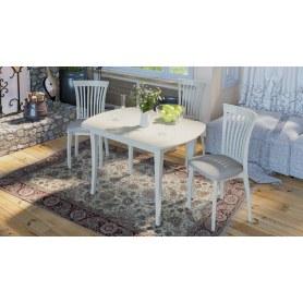 Обеденный стул Балтимор тип 1, цвет Слоновая кость/тк №65