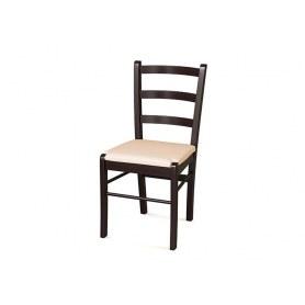 Кухонный стул PAVLA Wenge/Eko 955