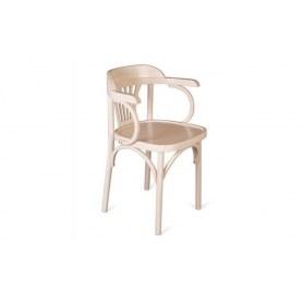 Кухонный стул Венский твердый (беленый дуб)