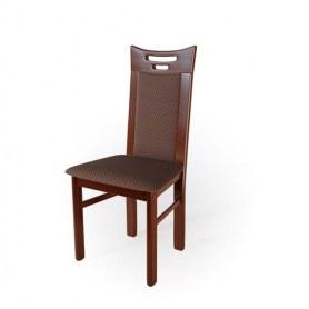 Кухонный стул  Юля Орех №2/ткань Longoria Legato chocolate