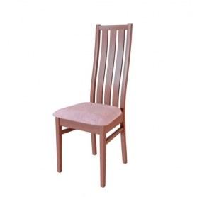 Кухонный стул Андра Орех артемида/ткань Velvetlux 01