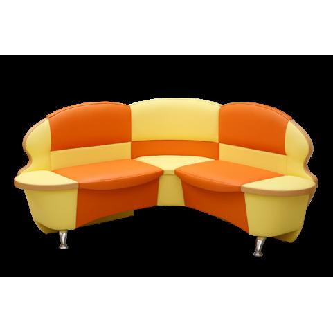 Кухонный угловой диван Лагуна 3, (1,2х1,2 м)
