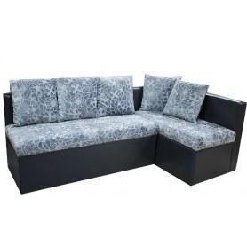 Кухонный угловой диван Гранд 2 ДУ со спальным местом