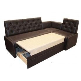 Кухонный угловой диван Квадро 7 с механизмом