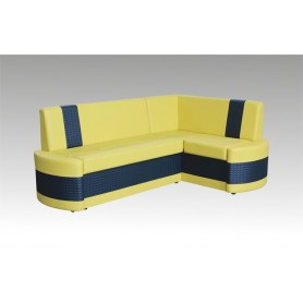 Кухонный угловой диван Барселона 5М