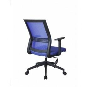 Офисное кресло Riva Chair 668, Цвет синий