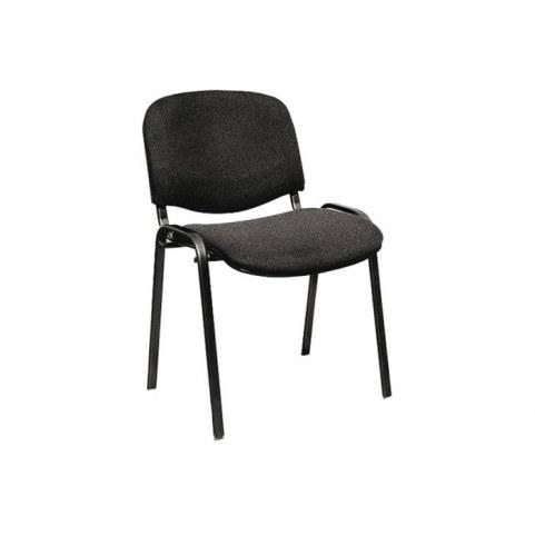 Офисный стул ИЗО черный/серый