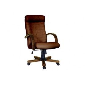 Офисное кресло Консул экстра (светлый орех)
