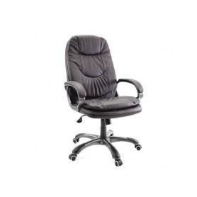 Офисное кресло Dikline CC54 к/з черный