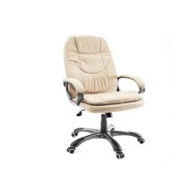 Офисное кресло Dikline CC54 к/з крем