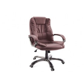 Офисное кресло Dikline CC55 к/з шоколад